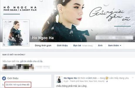 Bat chap cuoc 'thanh trung' cua facebook, nhung sao Viet nay van hot ran ran - Anh 4
