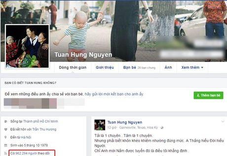 Bat chap cuoc 'thanh trung' cua facebook, nhung sao Viet nay van hot ran ran - Anh 5