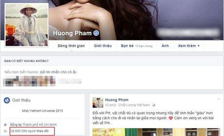 Bat chap cuoc 'thanh trung' cua facebook, nhung sao Viet nay van hot ran ran - Anh 7