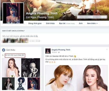 Bat chap cuoc 'thanh trung' cua facebook, nhung sao Viet nay van hot ran ran - Anh 8
