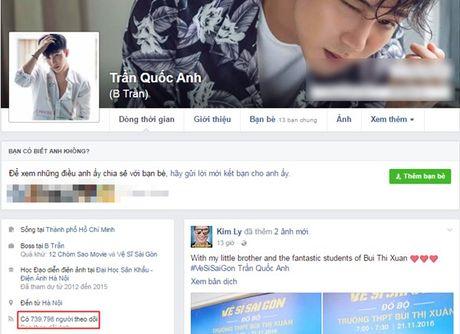 Bat chap cuoc 'thanh trung' cua facebook, nhung sao Viet nay van hot ran ran - Anh 9
