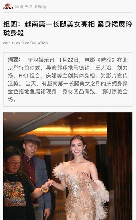 Khanh My duoc netizen so sanh voi Cung Loi, hoi ngo HKT tai Trung Quoc - Anh 3