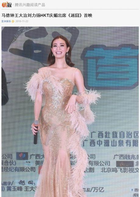 Khanh My duoc netizen so sanh voi Cung Loi, hoi ngo HKT tai Trung Quoc - Anh 4