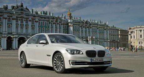 BMW trieu hoi hang chuc ngan xe cao cap, co Rolls-Royce - Anh 1