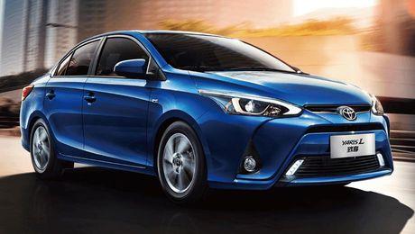 Toyota dua Vios 'lan san' phan khuc hatchback 5 cua - Anh 2