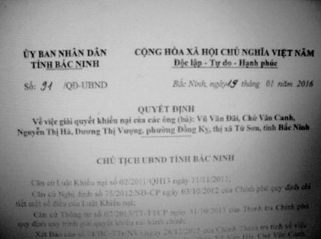 Bac Ninh: Can xu ly thoa dang vu thu hoi dat nong nghiep cua dan (2) - Anh 1