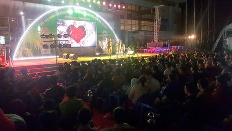 Goc khuat phi ly tai Hoi cho Nong nghiep - Thuong mai khu vuc Tay Bac - Anh 1