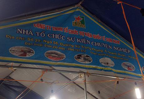 Goc khuat phi ly tai Hoi cho Nong nghiep - Thuong mai khu vuc Tay Bac - Anh 22