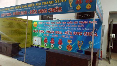 Goc khuat phi ly tai Hoi cho Nong nghiep - Thuong mai khu vuc Tay Bac - Anh 6