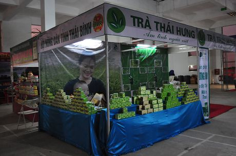 Goc khuat phi ly tai Hoi cho Nong nghiep - Thuong mai khu vuc Tay Bac - Anh 9