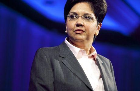 CEO PepsiCo Indra Nooyi chia se ky niem gap go dau tien voi Steve Jobs - Anh 1