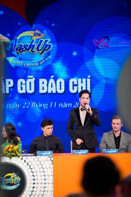 Ngoc Son ket doi voi Phan Manh Quynh trong 'Hoan chuyen bat ngo' - Anh 2