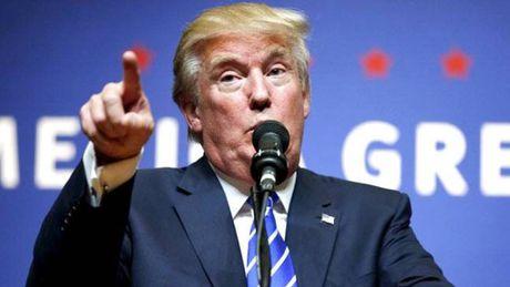 Ong Trump goi phong vien bao dai la 'nhung ke doi tra' - Anh 1