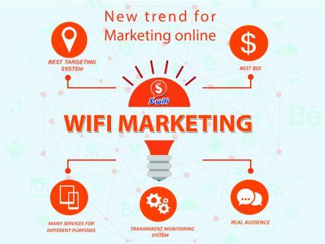 Wifi marketing - Xu huong va tro ngai - Anh 1