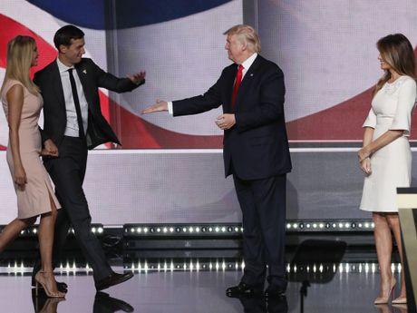 Con re ong Trump lanh nhiem vu 'kho nuot' nhat: Hoa giai Israel va Palestine - Anh 2