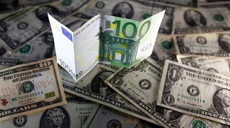 USD se ngang gia EUR vao thang 3.2017 - Anh 1