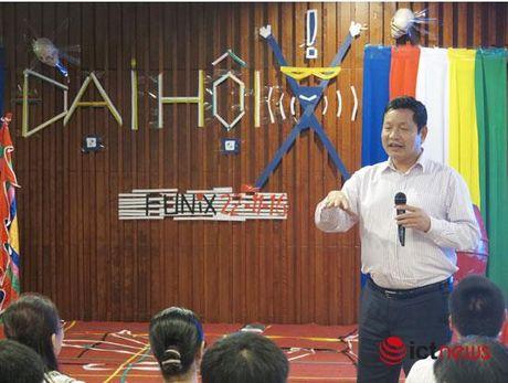 Chu tich FPT Truong Gia Binh muon chuong trinh FUNiX cap nhat nhanh ve IoT - Anh 1