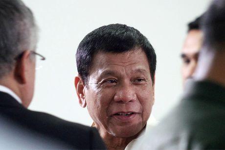 Ghe New Zealand, ong Duterte duoc khen nuc no - Anh 1