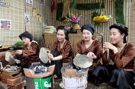 Tai hien net van hoa ba mien nhan ngay Di san van hoa Viet Nam tai Lam Dong - Anh 4