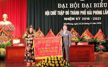 Hoi Chu thap do thanh pho: Nong cot trong su nghiep nhan dao - Anh 1
