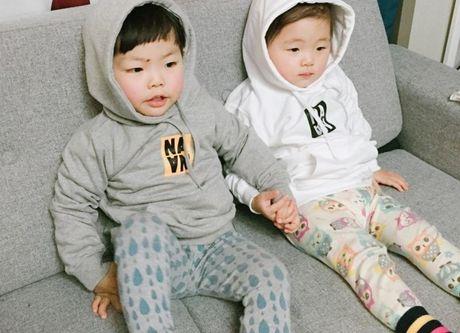 Ba me hai con noi tieng xu Han - Anh 7
