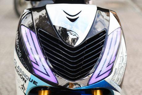 Honda SH bien ngu quy do tren 200 trieu cua biker Sai Gon - Anh 11