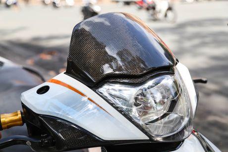 Honda SH bien ngu quy do tren 200 trieu cua biker Sai Gon - Anh 12