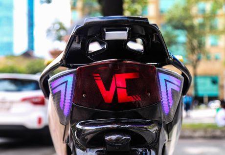 Honda SH bien ngu quy do tren 200 trieu cua biker Sai Gon - Anh 13