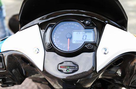 Honda SH bien ngu quy do tren 200 trieu cua biker Sai Gon - Anh 14