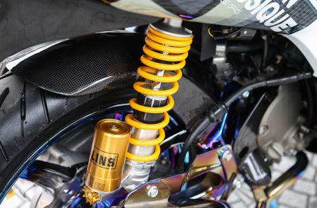 Honda SH bien ngu quy do tren 200 trieu cua biker Sai Gon - Anh 7