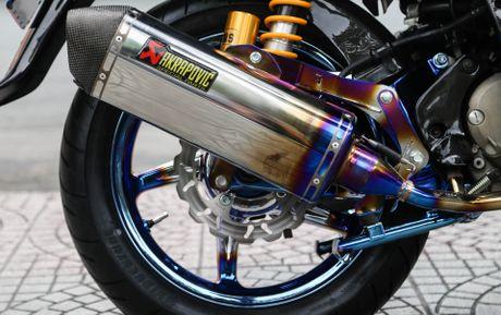 Honda SH bien ngu quy do tren 200 trieu cua biker Sai Gon - Anh 8