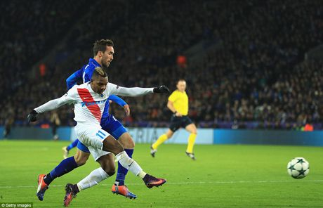 Leicester doat ve du vong 1/8 Champions League - Anh 12