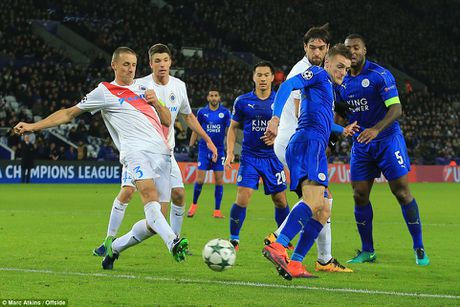 Leicester doat ve du vong 1/8 Champions League - Anh 14