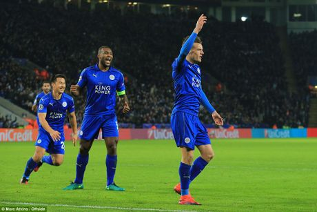Leicester doat ve du vong 1/8 Champions League - Anh 15