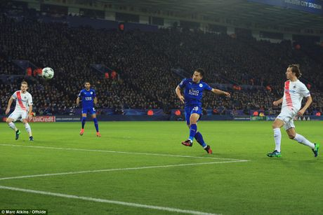 Leicester doat ve du vong 1/8 Champions League - Anh 3