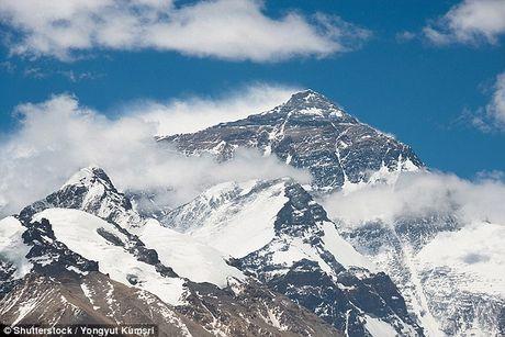 Trung Quoc do tien xay trung tam du lich gan Everest - Anh 1
