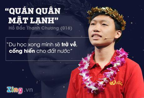 Biet danh cua nhung thi sinh Olympia noi bat - Anh 2