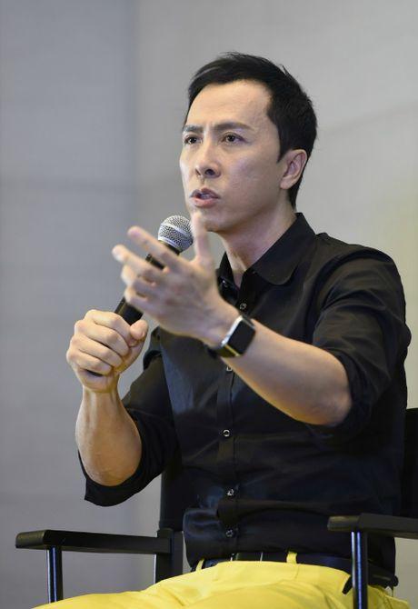 Chan Tu Dan coi thuong dang cap sao vo thuat Ngo Kinh - Anh 1