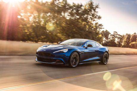 Aston Martin gioi thieu Vanquish S manh gan 600 ma luc - Anh 1