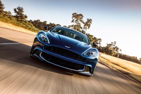 Aston Martin gioi thieu Vanquish S manh gan 600 ma luc - Anh 4