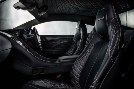 Aston Martin gioi thieu Vanquish S manh gan 600 ma luc - Anh 8