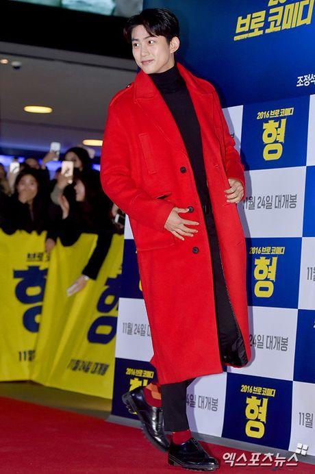 Nguoi dep dao keo Park Min Young mum mim vi tang can - Anh 7