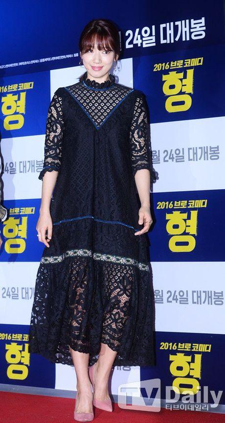 Nguoi dep dao keo Park Min Young mum mim vi tang can - Anh 8