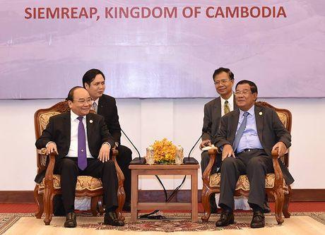 Thu tuong Nguyen Xuan Phuc du hoi nghi CLV lan 9 - Anh 2