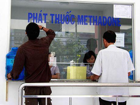 Ha Noi mo rong them doi tuong dieu tri Methadone - Anh 1