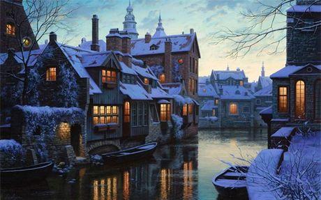 Bruges - thanh pho co tich cua chau Au - Anh 13