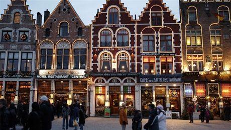 Bruges - thanh pho co tich cua chau Au - Anh 14