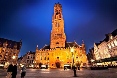Bruges - thanh pho co tich cua chau Au - Anh 2