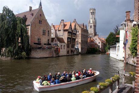 Bruges - thanh pho co tich cua chau Au - Anh 7