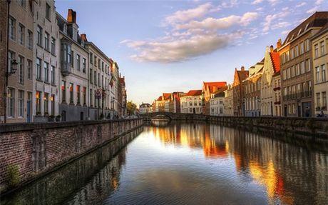 Bruges - thanh pho co tich cua chau Au - Anh 9